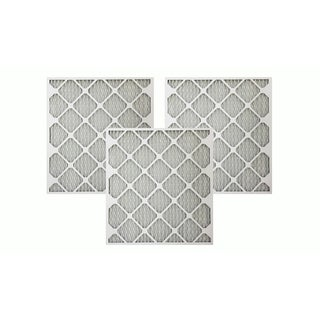 White Paper 21-inch x 23-inch x 1-inch Merv 11 Allergen Air Furnace Filters (Pack of 3)