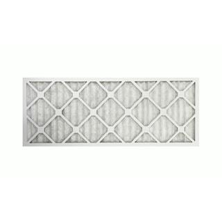 White Paper 12-inch x 30-inch x 1-inch Merv 11 Allergen Air Furnace Filter