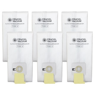12 Crucial Swirl Vacuum Bags Part Simplicity Type S Ss 6