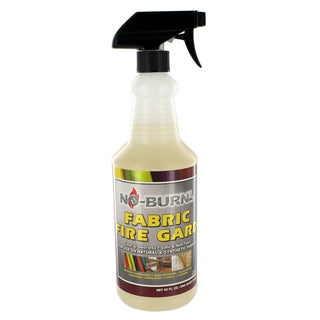 No Burn Inc 1005 32 Oz No-Burn Fabric Fire Gard Spray