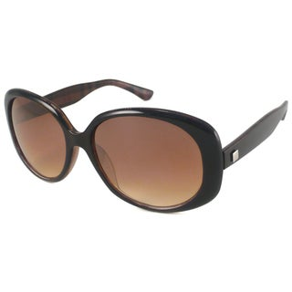 UrbanSpecs LR129425-BRN Brown Gradient Sunglasses