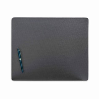Dacasso Grey Leatherette 17 x 14-inch Conference Table Pad