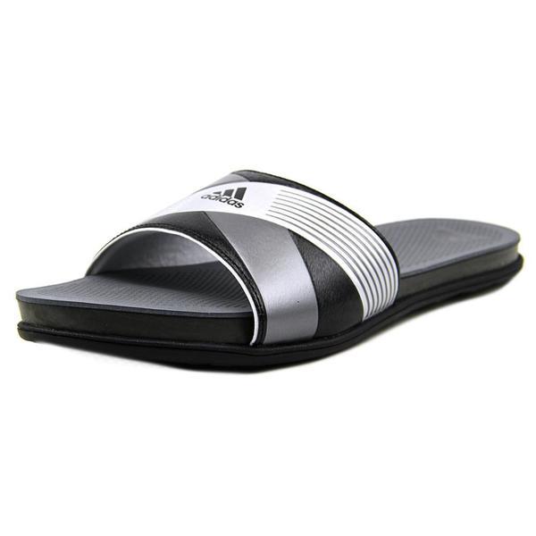 e74bb6f16a8f Shop Adidas Women s  Supercloud Plus Slide W  Grey Synthetic Sandals ...