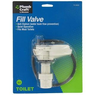 Plumb Craft Waxman 7030050 Water Saver Anti Siphon Fill Valve