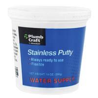Plumb Craft Waxman 7108500N Stainless Putty