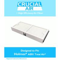 Replacement Air Filter, Fits Holmes AER1, Compatible with Part HAPF30AT4-U4R