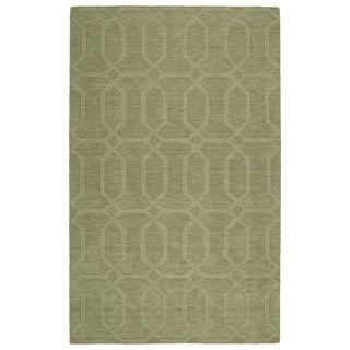 Trends Sage Pop Wool Rug (3'6 x 5'6) - 3'6 x 5'6