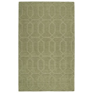 Trends Sage Pop Wool Rug (8' x 11')