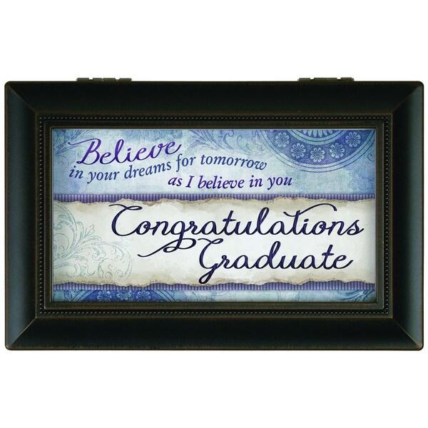Carson Home Accents 'Graduate' Music Box