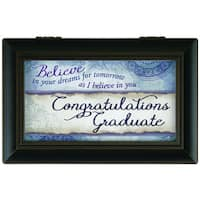 Carson Home Accents 'Graduate' Music Box
