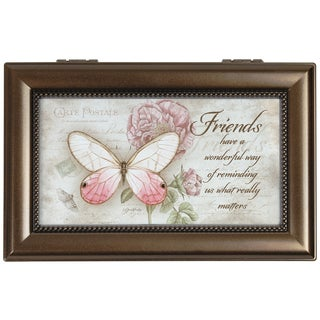 Carson Home Accents Jane Shasky Collection 'Friends' Music Box