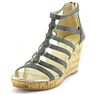 Cape Robbin Women's 'Belen-BJ-1' Faux Leather Sandals