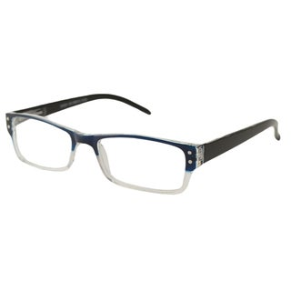 Urbanspecs Readers Square Blue Reading Glasses