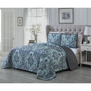 Avondale Manor Mirabella 3-piece Quilt Set
