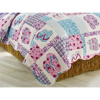 Hula Straw Bed Skirt