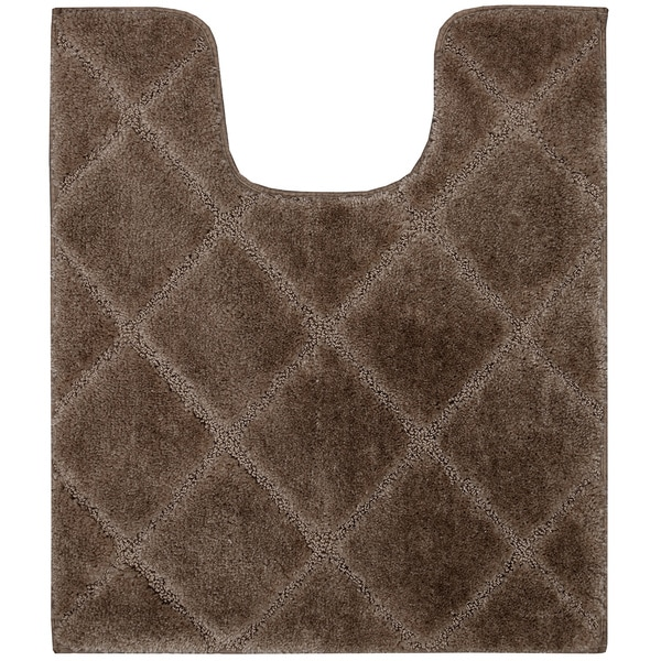 Mohawk Home Contour Bath Rug 20 Inches Wide X 24 Inches