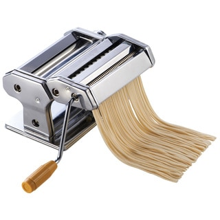 Winco 7-inches Wide Pasta Maker With Detachable Cutter