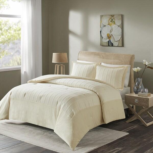 Madison Park Elina Matelasse Comforter Mini Set 3-Color Option