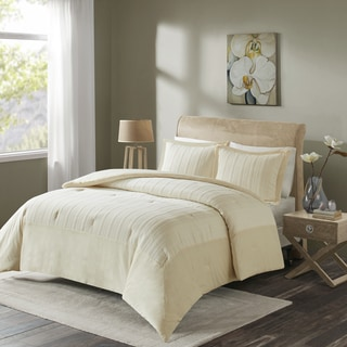 Madison Park Elina Matelasse Comforter Mini Set 3-Color Option