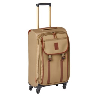 Timberland Reddington 21-inch Expandable Spinner Suitcase