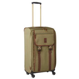 Timberland Reddington 25-inch Expandable Spinner Suitcase
