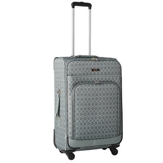 Nine West Allea 24-inch Expandable Spinner Suitcase