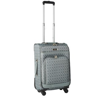 Nine West Allea 20-inch Carry On Expandable Spinner Suitcase