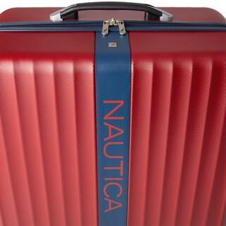 Nautica Surfers Paradise 3-piece Hardside Spinner Luggage Set