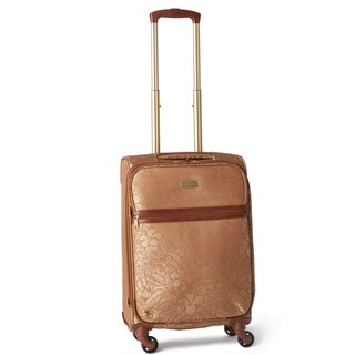 Tommy Bahama Mahalo 20-inch Expandable Carry On Fashion Spinner Suitcase