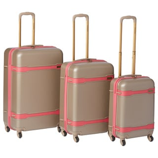 Tommy Bahama Seville 3-piece Hardside Spinner Luggage Set
