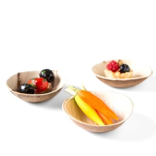 "Leafware 3.5"" Round Bowls (25 Count)"