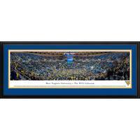 Blakeway Panoramas West Virginia Basketball Framed Print