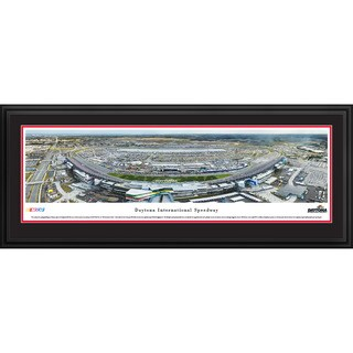 Blakeway Panoramas 'Daytona 500' Nascar Sprint Cup Series Framed Print