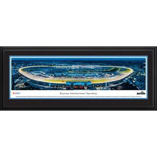 Blakeway Panoramas 'Daytona International Speedway' Framed Print