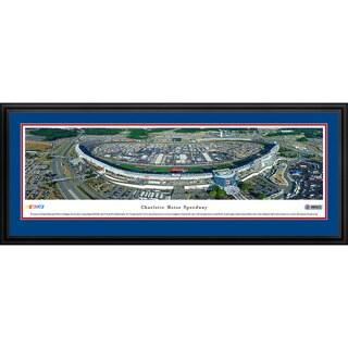 Blakeway Panoramas 'Charlotte Motor Speedway' Framed Print