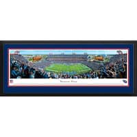 Blakeway Panoramas 'Tennessee Titans' Framed NFL Print