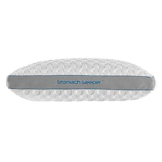 Bedgear Enhance Performance Stomach Sleeper Memory Foam Pillow