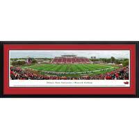 Blakeway Panoramas 'Illinois State Football' Framed Print