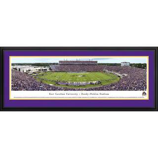 Blakeway Panoramas East Carolina University Football Framed Print|https://ak1.ostkcdn.com/images/products/12492451/P19302119.jpg?impolicy=medium