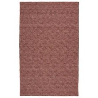 Trends Rose Phoenix Wool Rug (5'0 x 8'0)