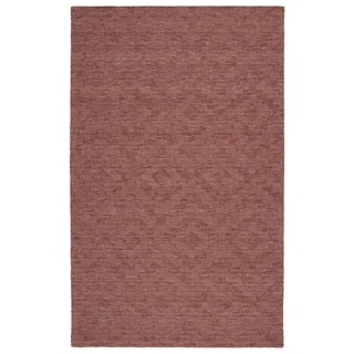 Trends Rose Phoenix Wool Rug (8'0 x 11'0)