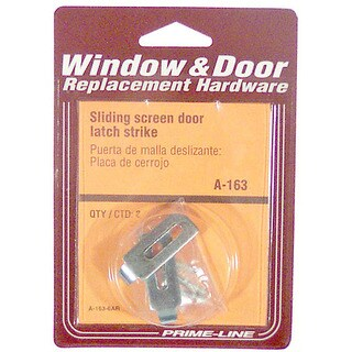 Prime Line A163 Sliding Screen Door Latch Strike