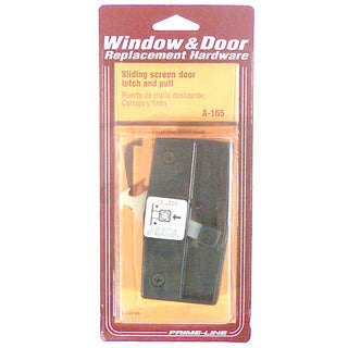 Prime Line A165 Sliding Screen Door Latch & Pull