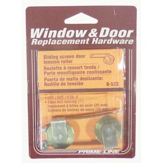 Prime Line B522 Sliding Screen Door Spring Tension Roller