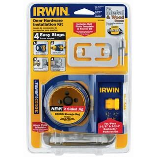 Irwin 3111002 Door Lock Installation Kit