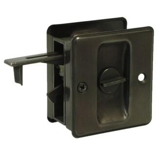 Ives SC990B-716 Dark Oxidized Satin Bronze Finish Sliding Pocket Door Pull
