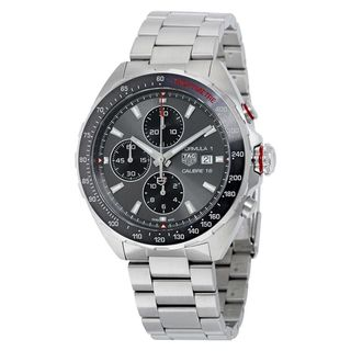 Tag Heuer Men's CAZ2012.BA0876 'Formula One' Chronograph Automatic Stainless Steel Watch