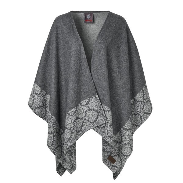 IBENA Imperial Blanket Shawl