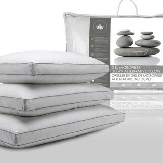 Link to Canadian Down & Feather Comapny Gel Microfiber Down Alternative Pillow Similar Items in Pillows