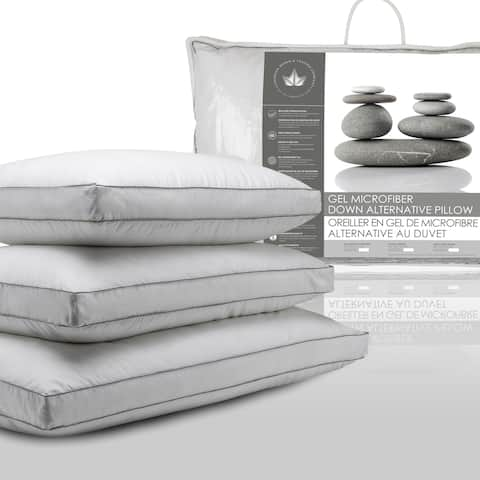 Canadian Down & Feather Comapny Gel Microfiber Down Alternative Pillow